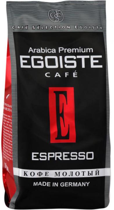 Эгоист Espresso молотый