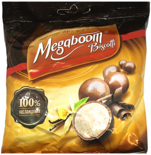 """Печенье сахарное """"Драже Megaboom"""""""