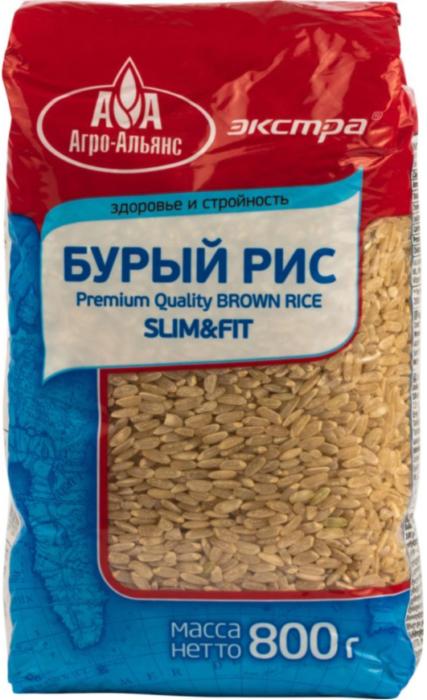 Агро-Альянс, бурый рис