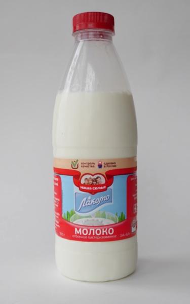Молоко Лакомо