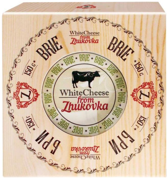 WhiteCheese from Zhukovka Brie