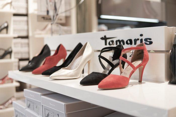 Туфли на каблуке Tamaris