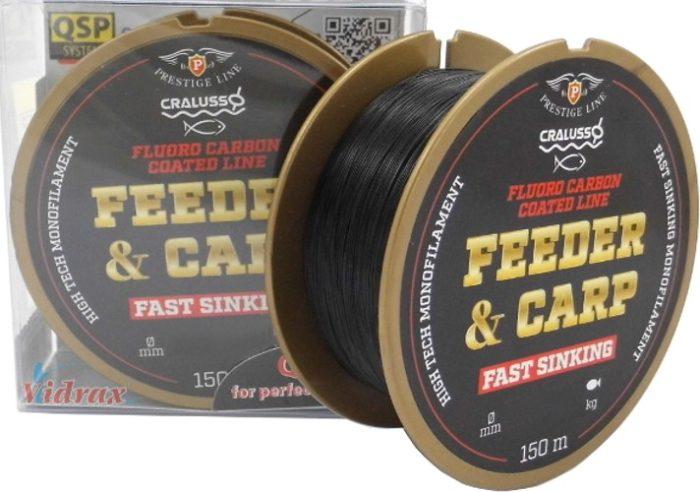 Леска Cralusso Feeder & Carp Fishing Line