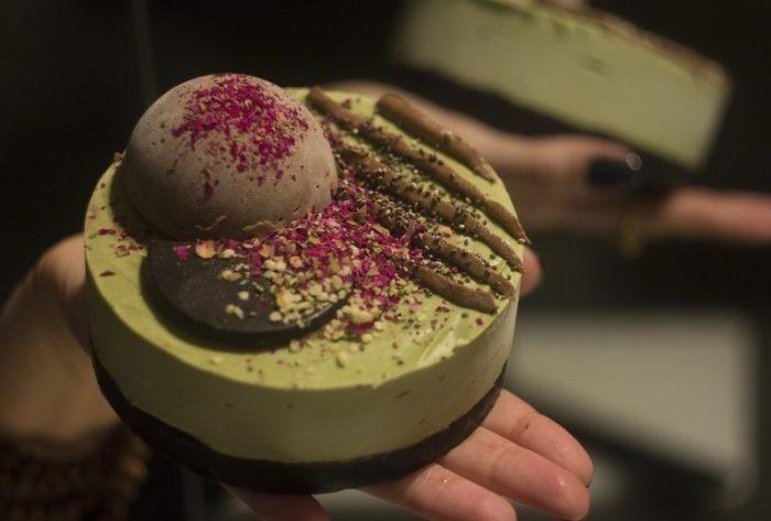 Веганский десерт из ChampaProject