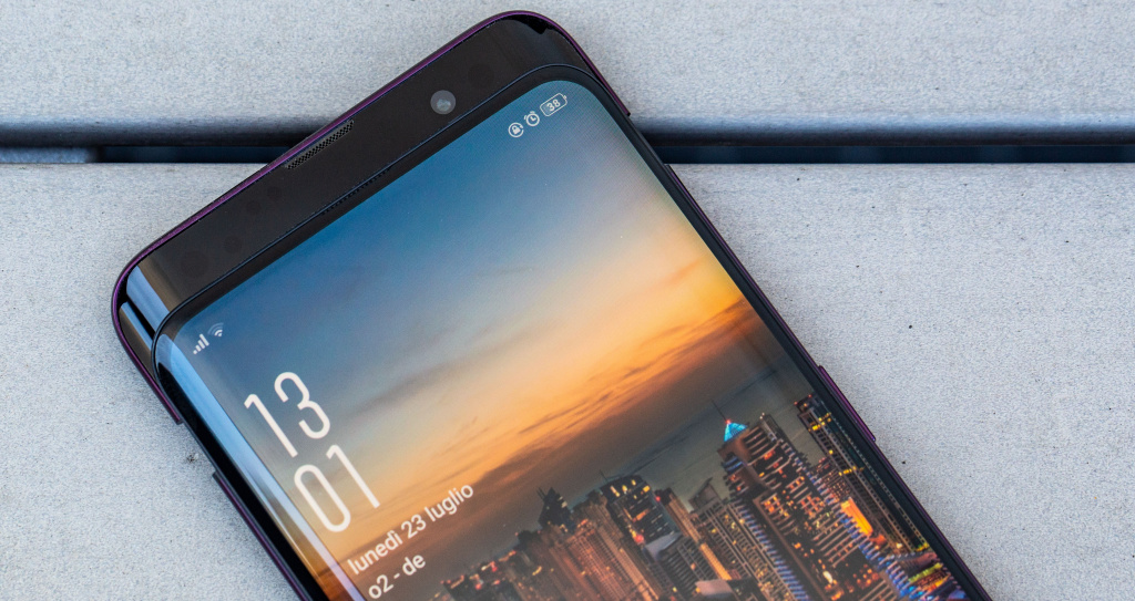 Китайский смартфон