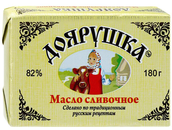 Производитель Доярушка