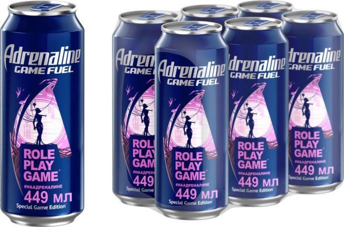 Adrenaline Rush Game Fuel
