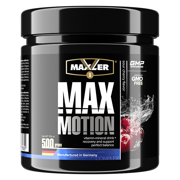 Maxler MaxMotion