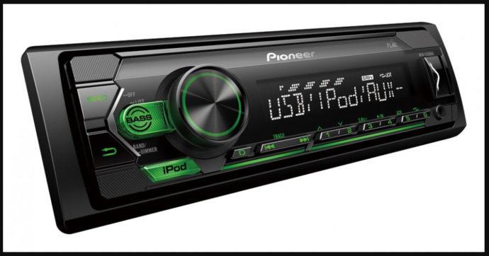 Pioneer USB MVH