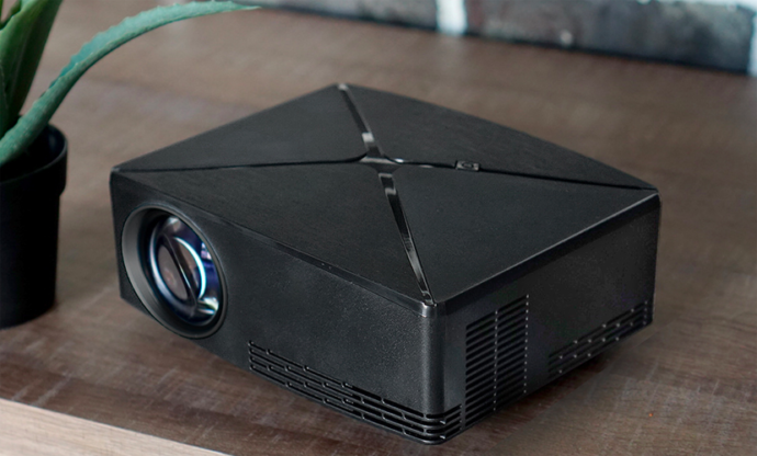 AUN мини-проектор