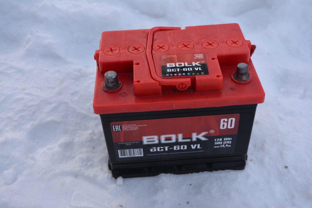 Bolk AB601