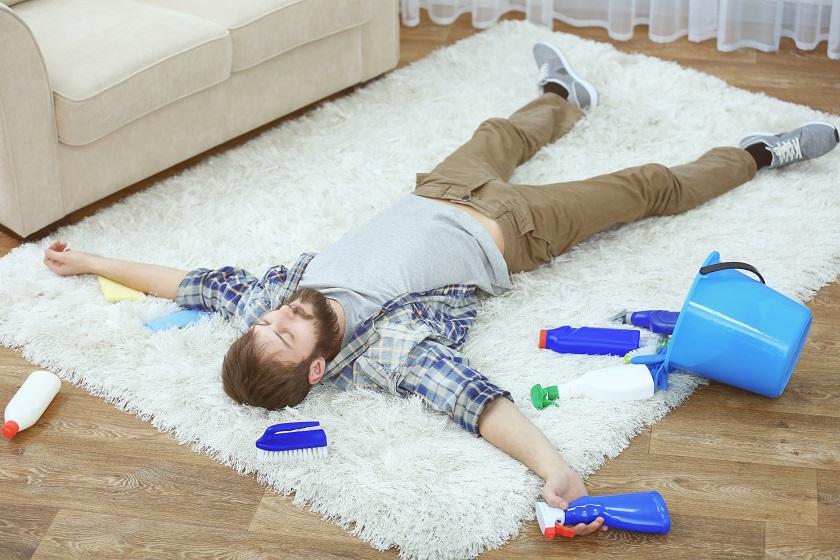 Средство для чистки ковров