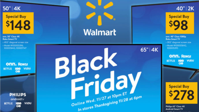 Площадка Walmart