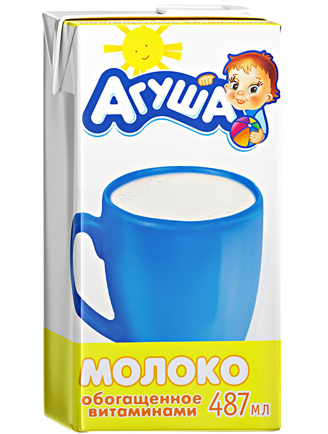 «Агуша» для ребенка
