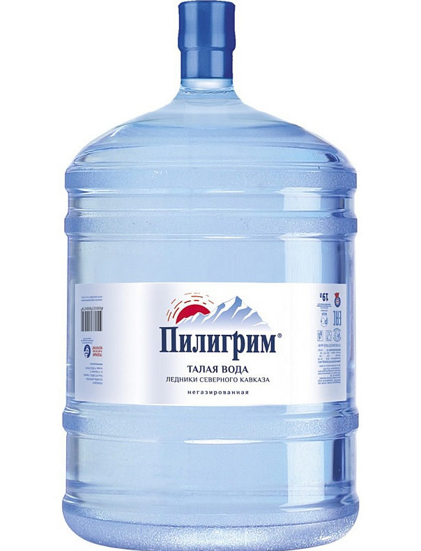 Вода Пилигрим