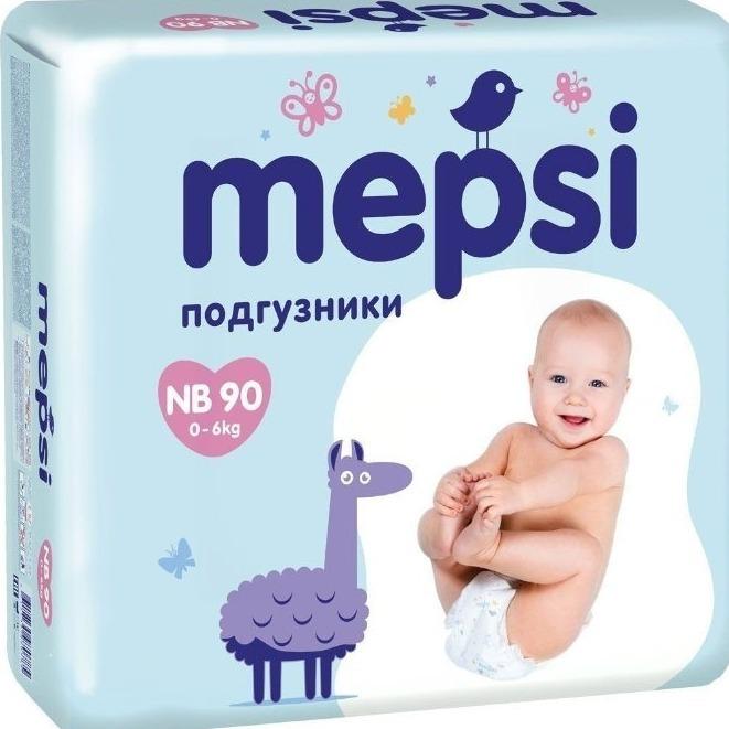 Памперсы Mepsi