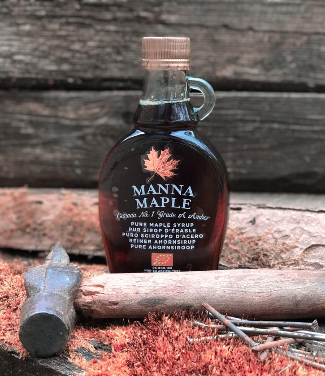 Organic Manna Maple