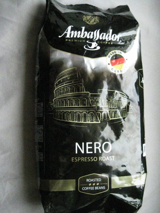 Ambassador nero espresso roast