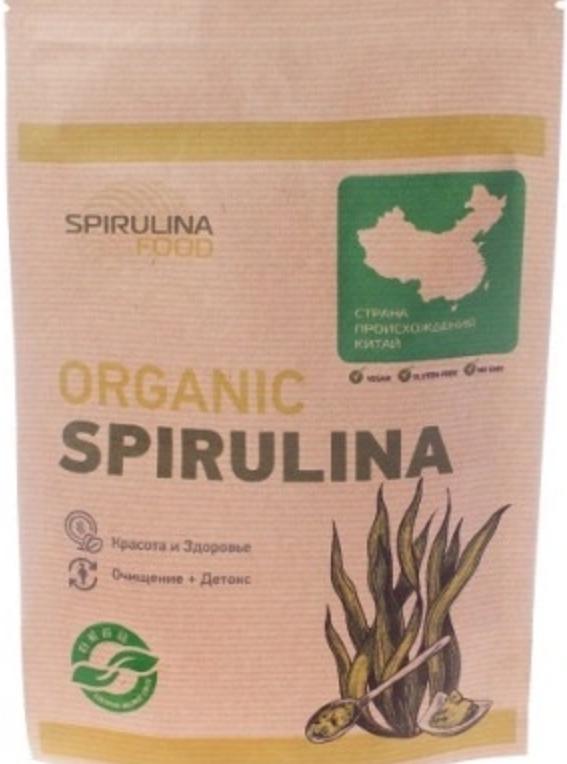 Органик Spirulinafood