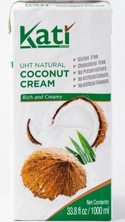 Kati, кокосовые сливки, 24%