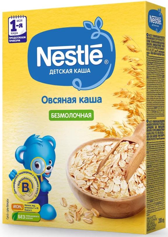 Nestle Овсяная
