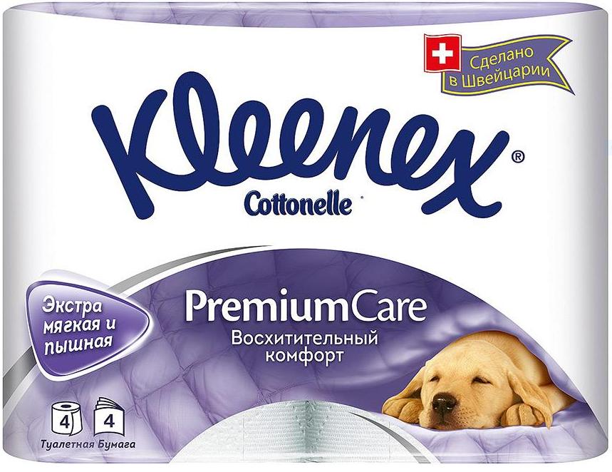 Kleenex PremiumCare