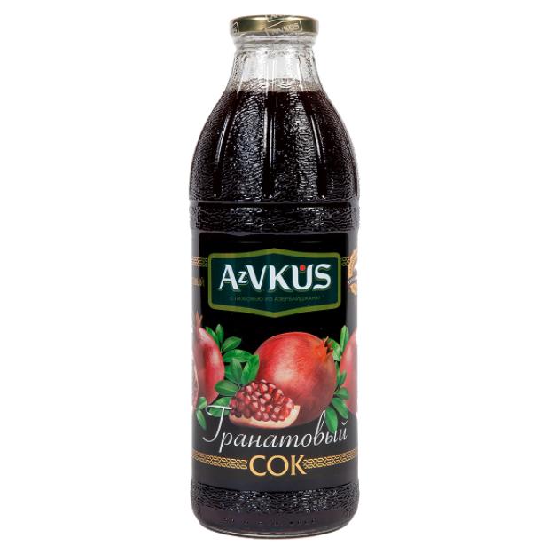 Гранатовый сок AzVKUS