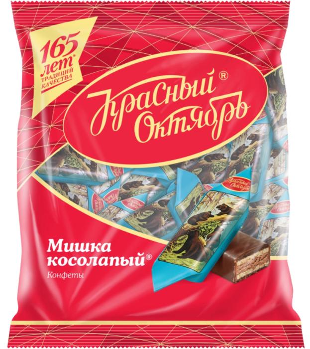 """Красный Октябрь """"Мишка косолапый"""""""
