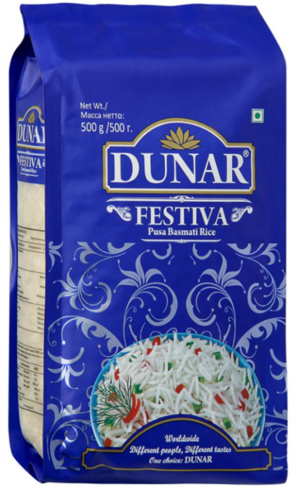 Dunar Festiva, басмати