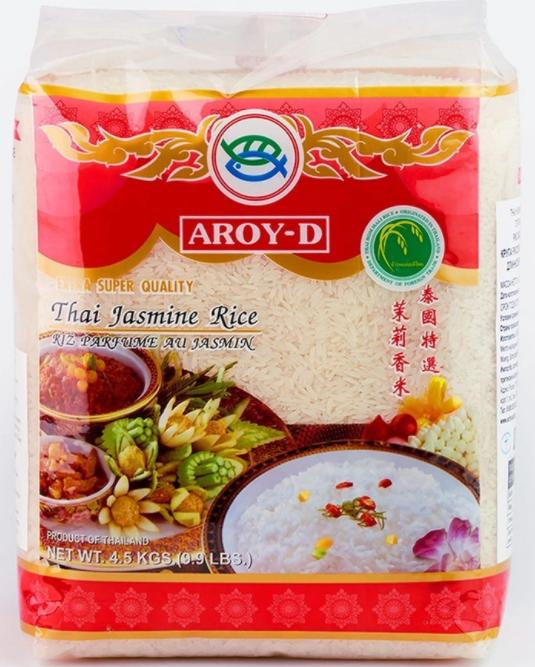 Рис Aroy-D, жасмин