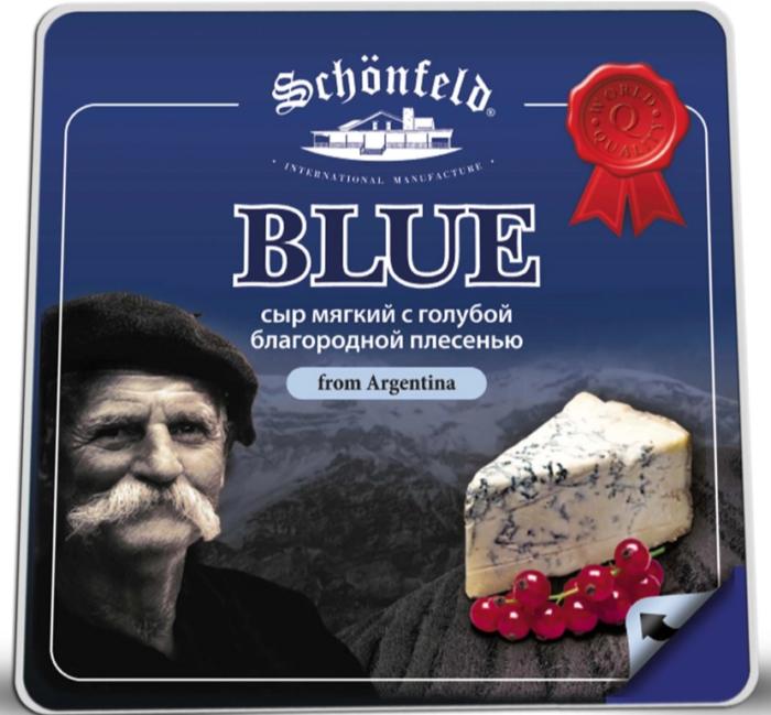 Schonfeld Blue