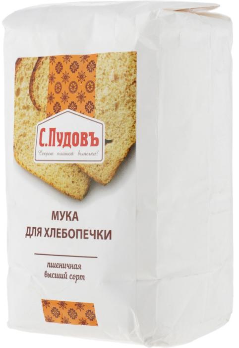 Мука «Пудовъ» для хлебопечки