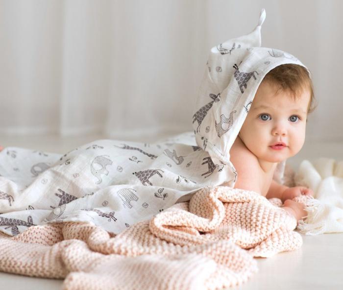 Детское полотенце Amarobaby