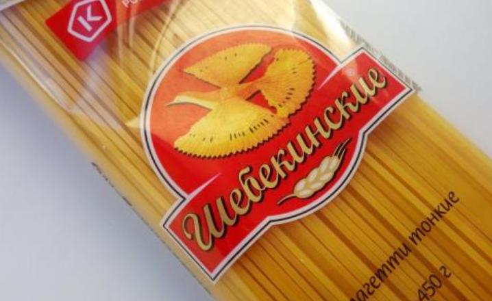 Макароны Шебекинские спагетти