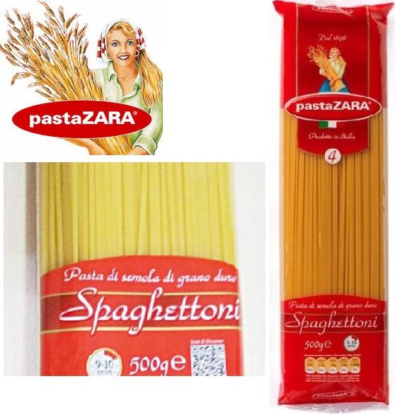 Спагеттони Pasta Zara-4