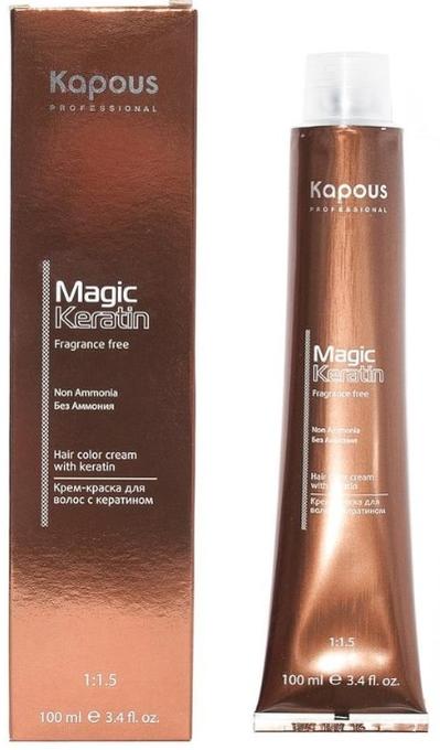 Краска Kapous Magic Keratin