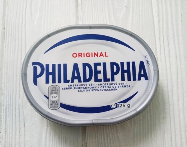 Сливочный сыр Philadelphia