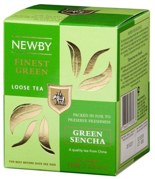 Newby Green Sencha