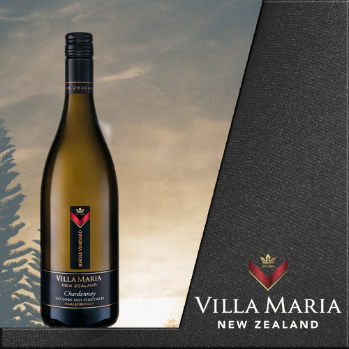 "Villa Maria, Single Vineyard ""Taylors Pass"" в бутылке"