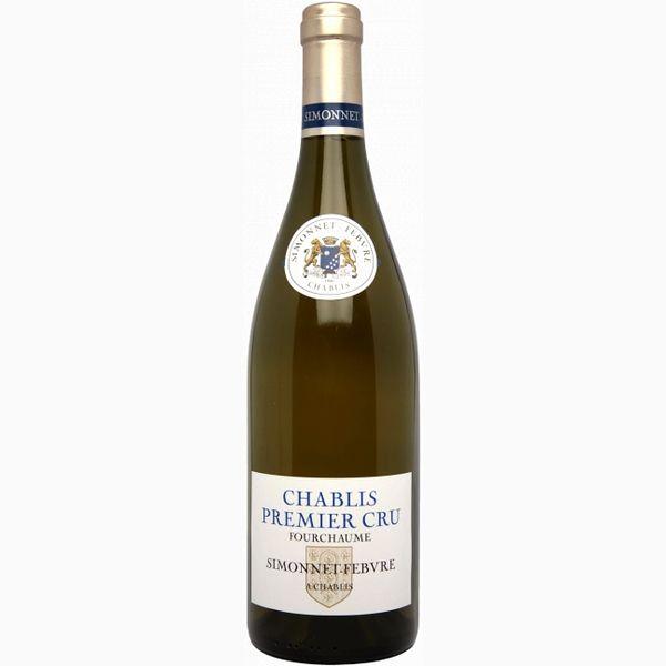 "Simonnet-Febvre, Chablis Premier Cru ""Fourchaume"" в бутылке"