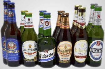 Пиво разных марок